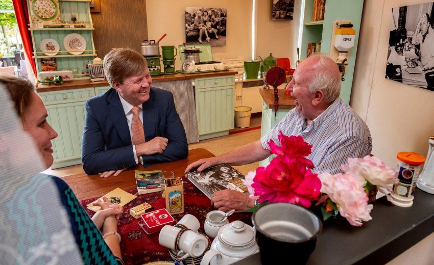 Stichting De Tijdmachine: Nieuws - Koning Willem-Alexander