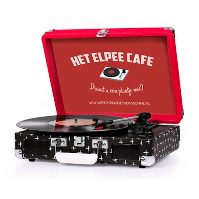 Product Elpee Cafe Platenspeler