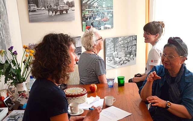 Stichting De Tijdmachine: Vrijwilligers - Ervaringen - Jessica Zoghary